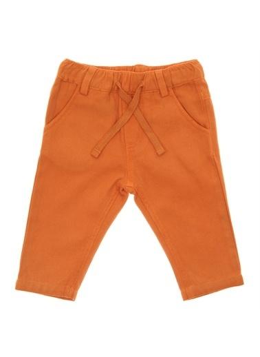 Panço Panço Pantolon Erkek Bebek  Oranj